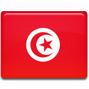 Tunisia Flag 128